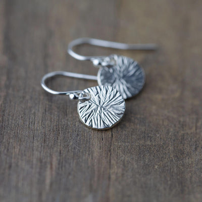Starburst Earrings - Handmade Jewelry by Burnish