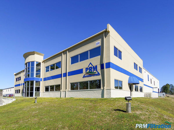 PRM Filtration Warehouse in Butner, NC