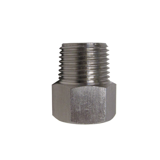 304 STAINLESS STEEL ADAPTERS NPT X BSPP