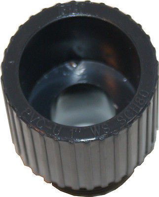 ERA Sch 80 PVC Male Adapter, Male NPT Thread X Socket - 1/2 Inch