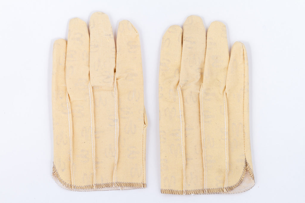 Ansell Werx Vinyl Impregnated Cotton Gloves - Slip On Style 51-151 XLARGE