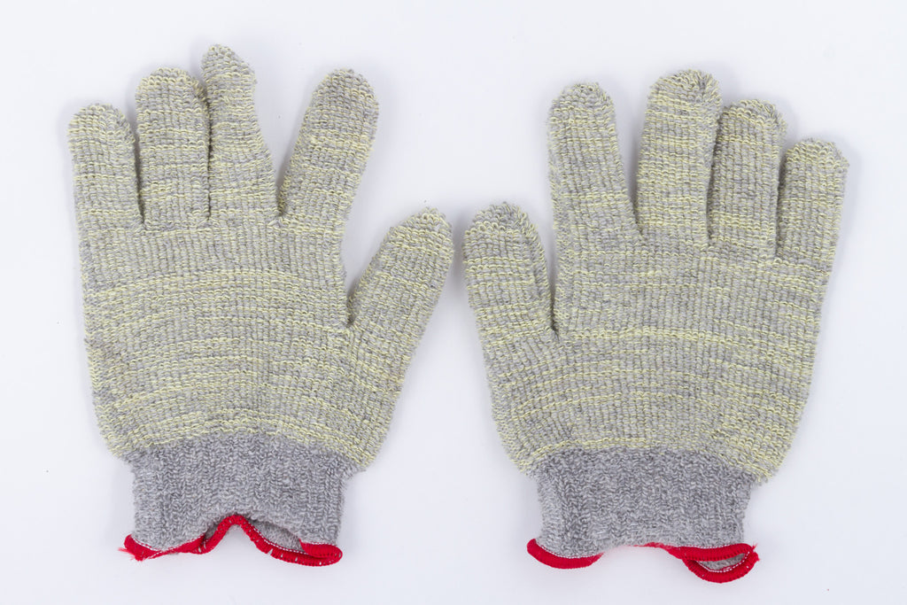 Honeywell Safety Thermal Knit Gloves - 24 OZ., Mock-Twist, Twaron/Cotton Blend Size 7 (Small)