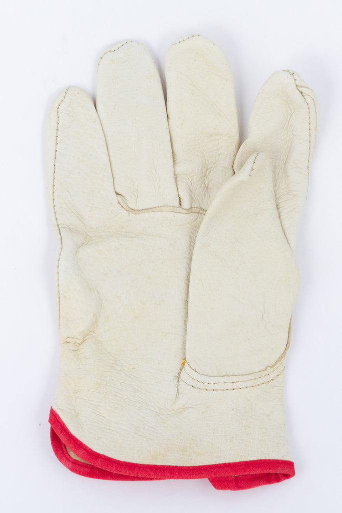 MEMPHIS GLOVES - 3401 INDUSTRY GRADE GRAIN PIGSKIN LEATHER DRIVERS GLOVES SIZE SMALL