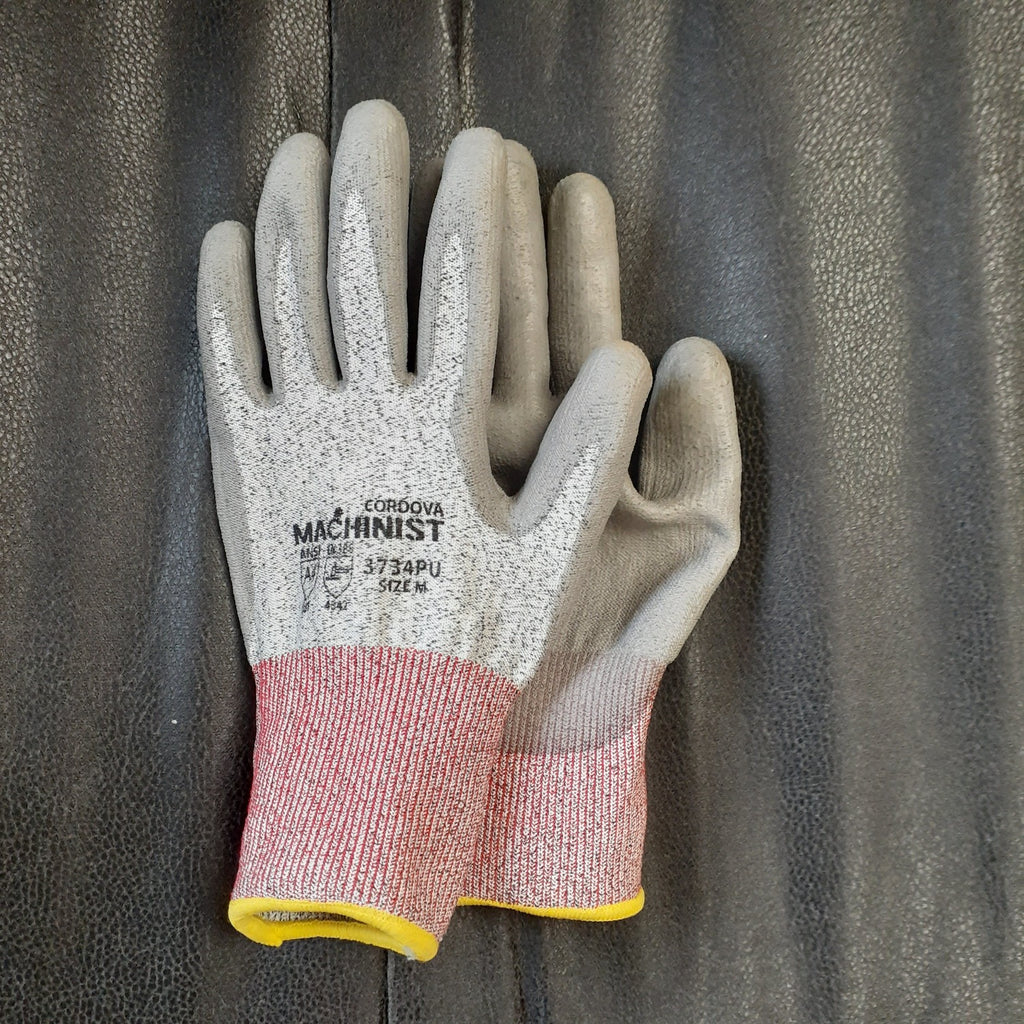 Cordova Machinist 3734 High Performance Polyethylene Gloves - Size Large