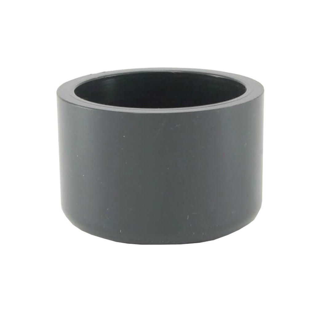 ERA SCH 80 PVC - END CAP - 1 INCH SOCKET CONNECT