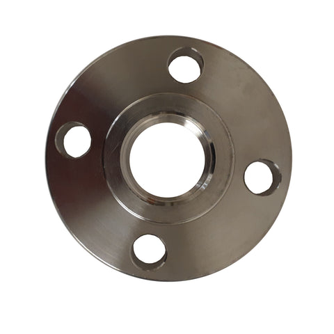 Stainless Steel Flange, 3 Inch NPT Thread, 304 SS, Class 150