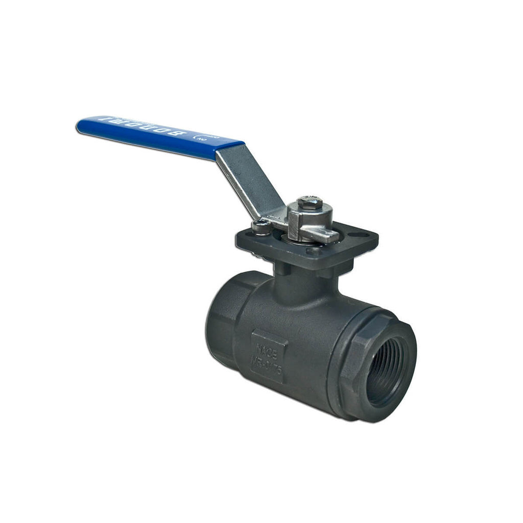 Bonomi 3000 Carbon Steel Ball Valve - 1-1/2 Inch