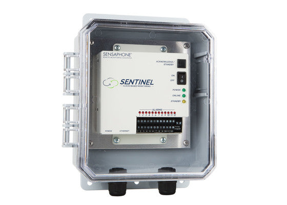SENSAPHONE SENTINEL MONITORING SYSTEM (ETHERNET VERSION)