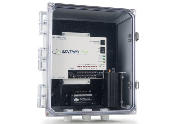 SENSAPHONE SENTINEL PRO MONITORING SYSTEM (CELLULAR VERSION)