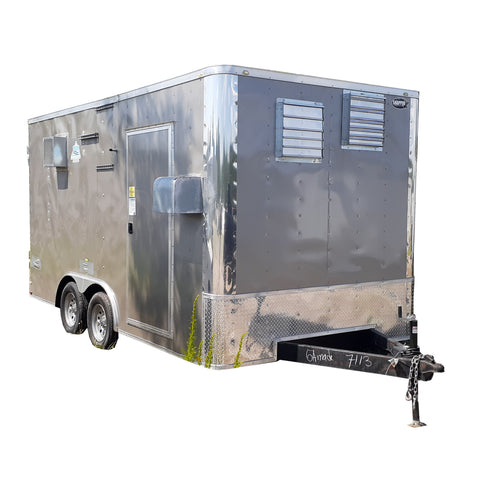 RT-5080 Rental AS/SVE System - 8 X 16 Trailer