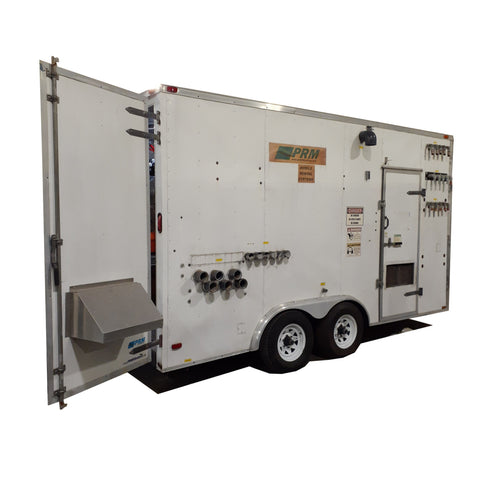 RT-5235 Rental AS/SVE System, 8 X 16 Trailer
