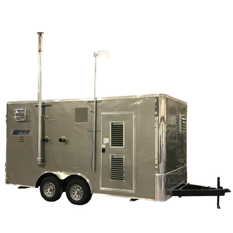 RT-5247 Rental AS/SVE System - 8.5 X 16 Trailer