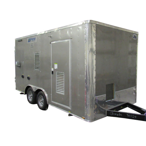 RT-5383 Rental AS/SVE Extraction System, 8' x 16' Trailer