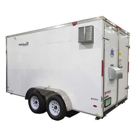 RT-5966 Rental Ozone System, 7' x 14' Trailer