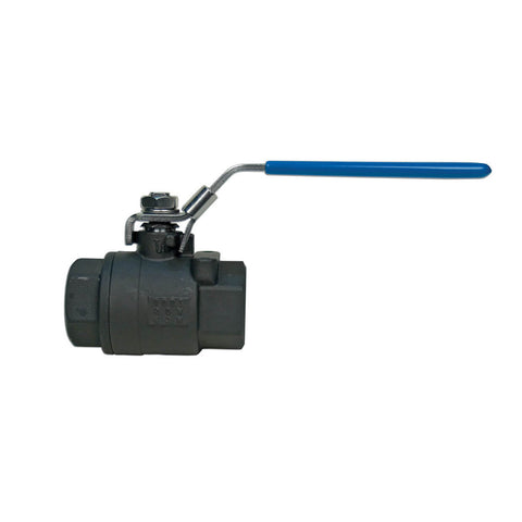 Bonomi 600LL Carbon Steel Ball Valve - 2 Inch, Pack of 10