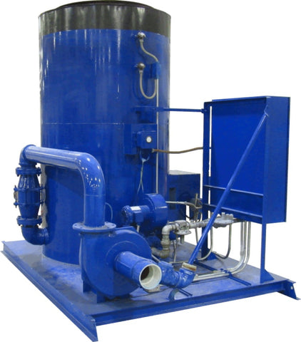 RT-618 1000 CFM Thermal Catalytic Oxidizer