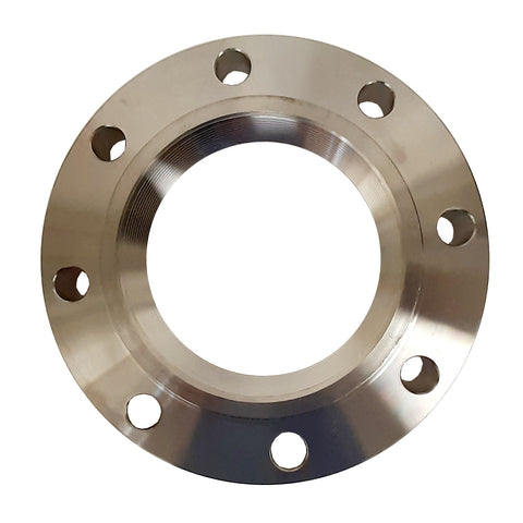 Stainless Steel Flange, 6 Inch NPT Thread, 304 SS, Class 150