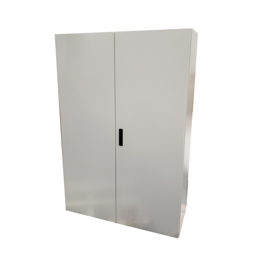 Tecnomatic Panel Enclosure, 78 X 48 X 20 with Back Plate, Powder Coated, TFR-40