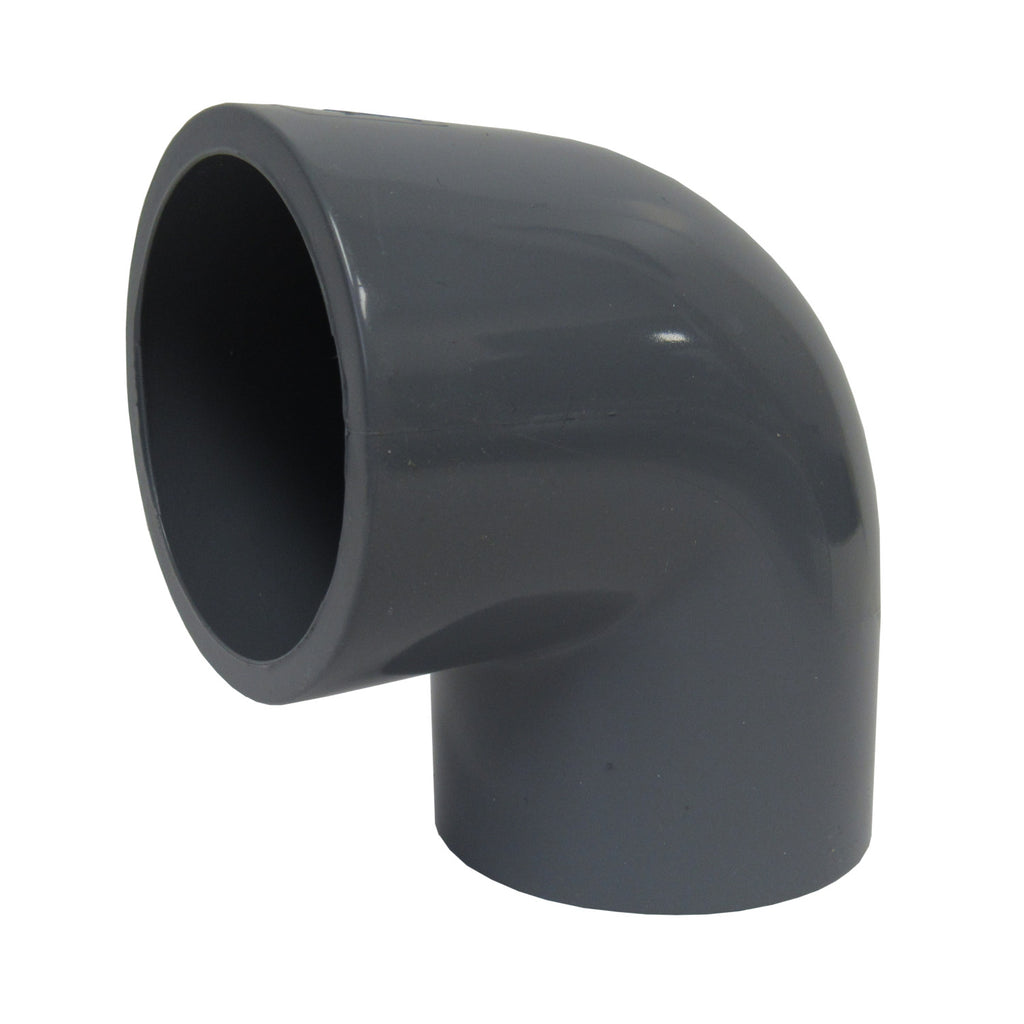 ERA Sch 80 CPVC 1 Inch 90 Degree Elbow, Socket