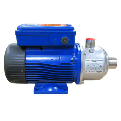 GOULDS 1HP HORIZONTAL MULTI STAGE CENTRIFUGAL PUMP - 5HM03N07T6PBQE