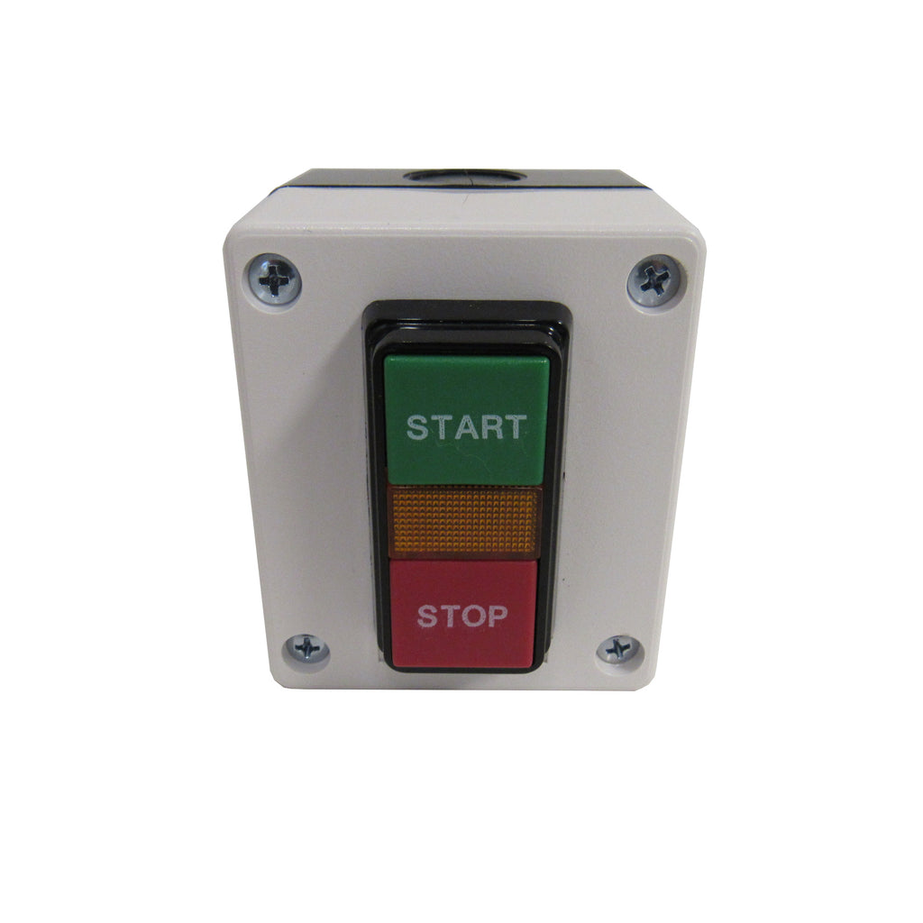 ACI Start/Stop Button With Wall Mount Enclosure