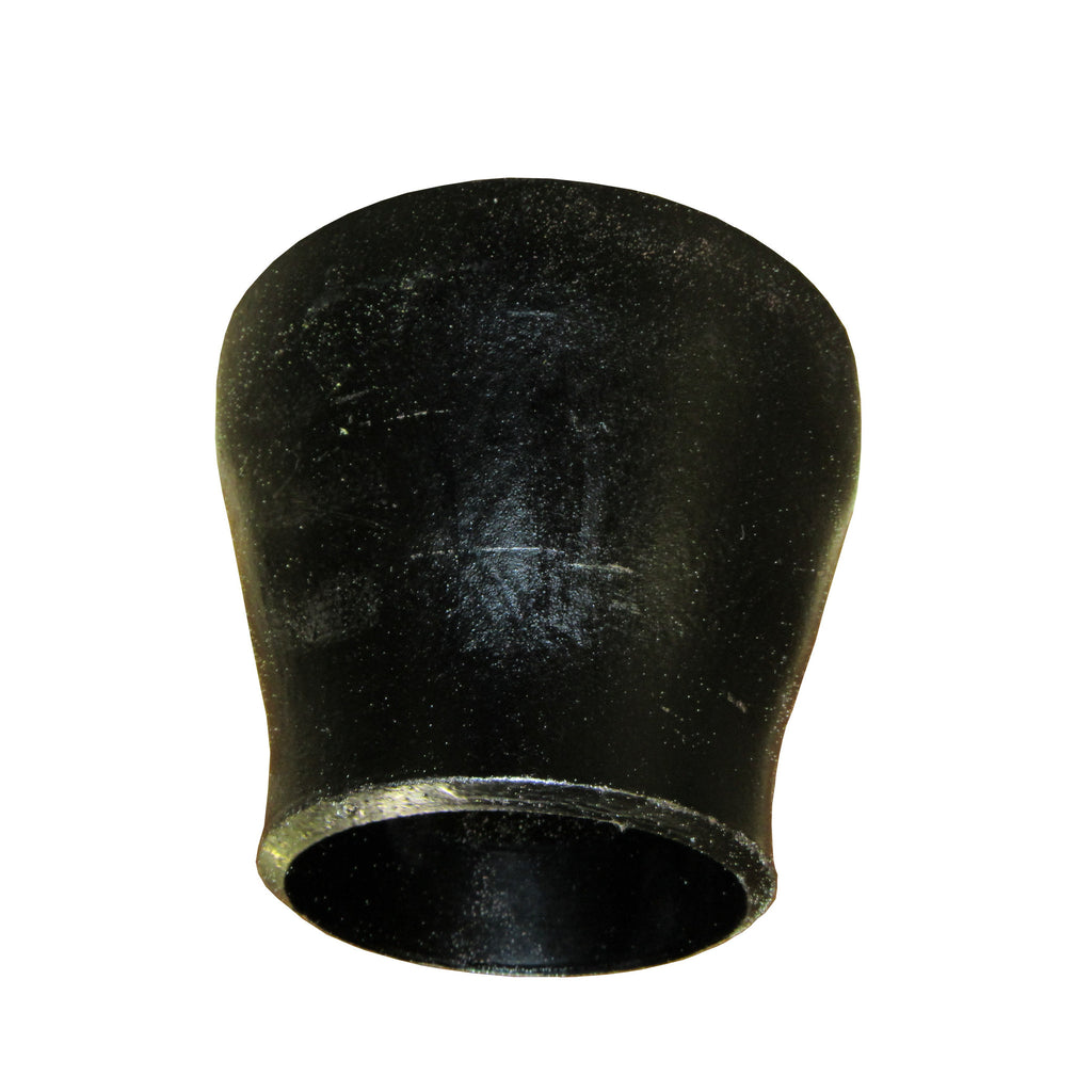 BLACK STEEL SCH 40 REDUCING COUPLING, WELD - 6 INCH X 4 INCH