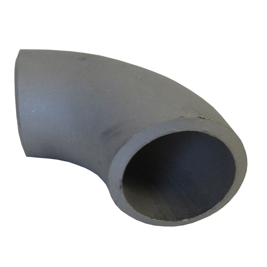 Stainless Steel 90 Degree Elbow, Weld, 304SS, Class 150 - 4 Inch