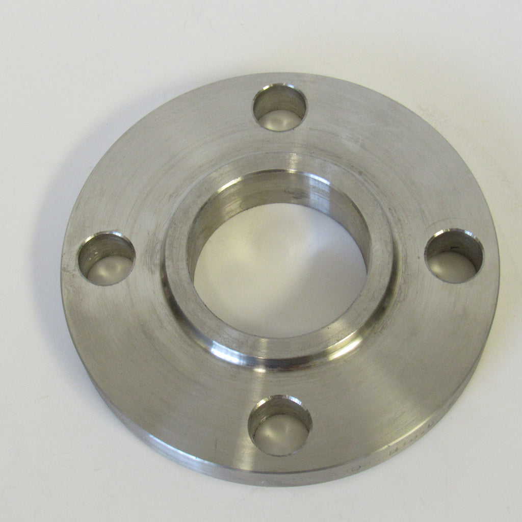 FLANGE - 304 STAINLESS STEEL SLIP ON FLANGE - CLASS 150, WELD - 1 INCH