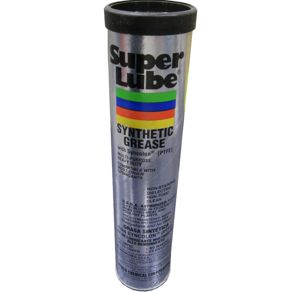 SUPER LUBE SYNTHETIC GREASE FOR AIR STRIPPER GASKETS