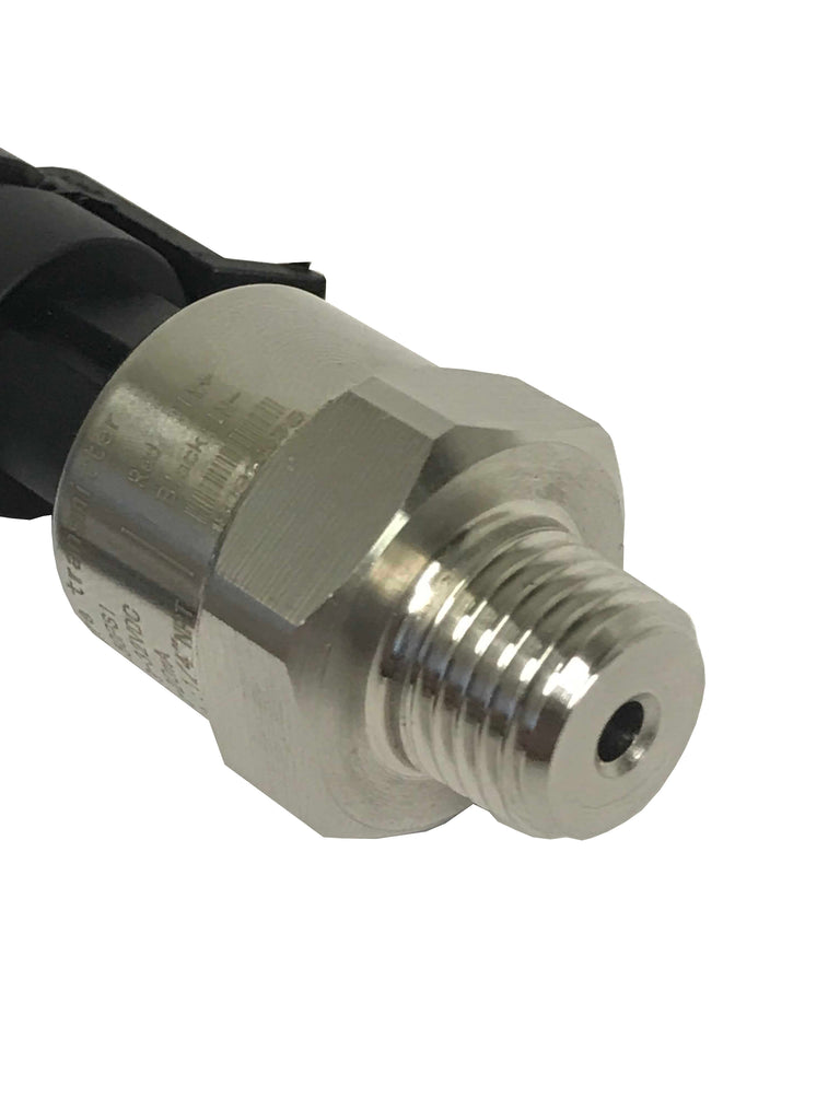 PRM Pressure Transmitter, 0-50 PSI, 304 SS Case, 1/4 Inch NPT Connection, 24 VDC, 4~20mA