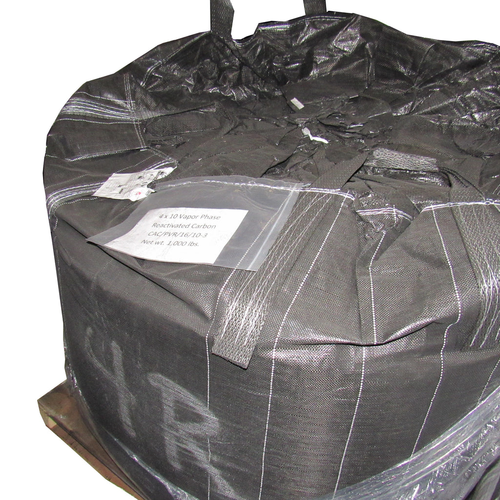 Reactivated Vapor Phase (4 X 10 Mesh) Granular Activated Coconut Shell Base Carbon