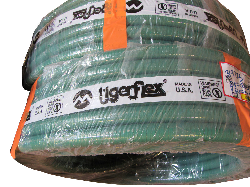 Kuriyama TigerFlex J Series PVC Suction Hose - 3/4 Inch