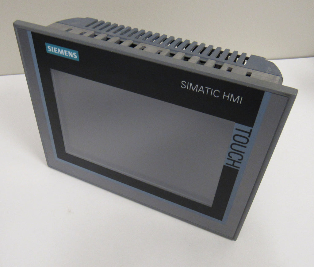 Siemens 6AV1240JC010AX0 Simatic 9 Inch HMI Comfort Panel Touchscreen