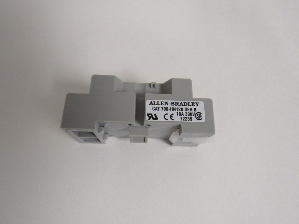 Allen Bradley Relay Base 14 Pin Socket - 700-HN128