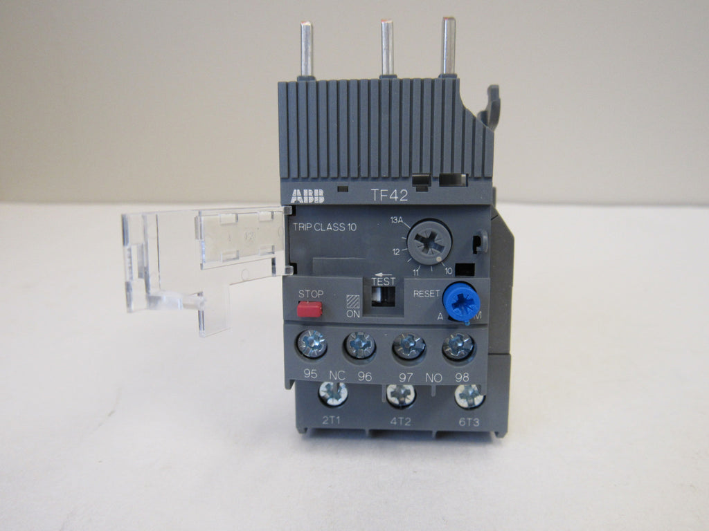 ABB TF42-1.0 THERMAL OVERLOAD RELAY - 0.74-1.00 AMP