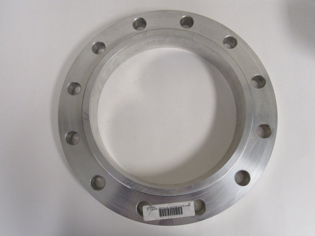 Flanges - Aluminum 6061 Slip On Flanges, Raised Face, #154