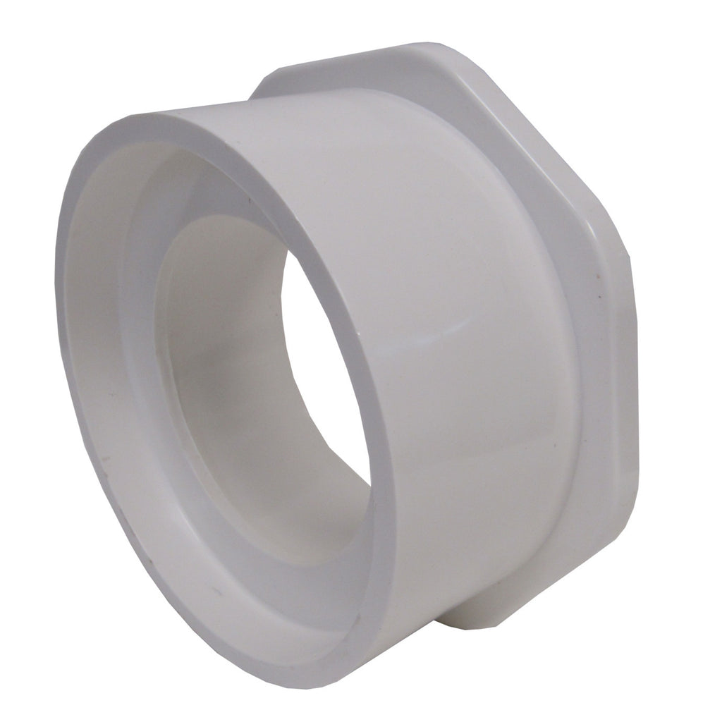 ERA Sch 40 PVC 2 Inch x 1 Inch Reducing Bushing, Socket