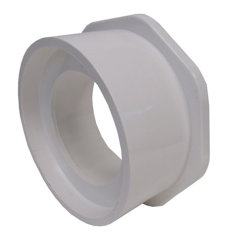 ERA Sch 40 PVC 2 Inch x 1-1/4 Inch Reducing Bushing, Socket
