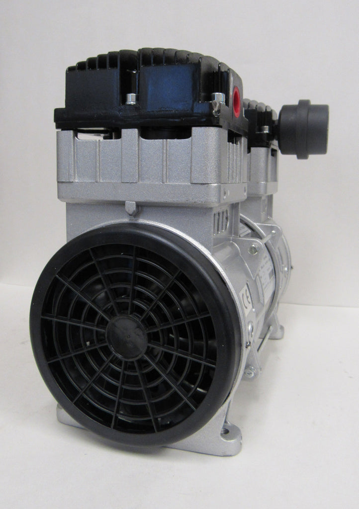 Greeloy GM1600 2HP Silent Oil-Free Air Compressor Motor - 480V 3 Phase