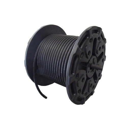 CONTINENTAL VARIFLEX GENERAL PURPOSE HOSE - BLACK - 1/2 INCH
