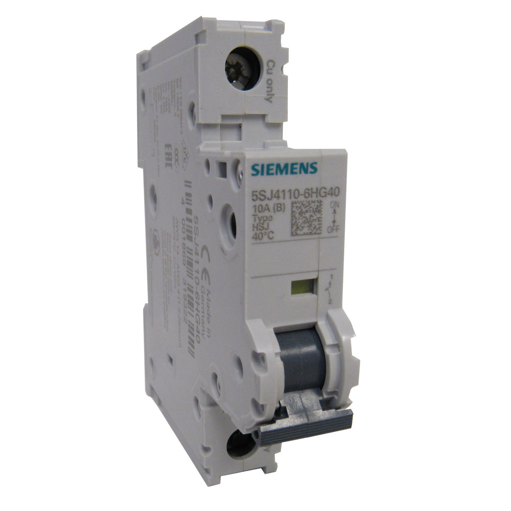Siemens 5SJ4118-7HG41 Mini Circuit Breaker - 1 Pole - 120/240V - 15 Amp