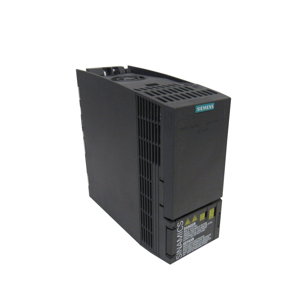 Siemens SINAMICS G120C Compact Vector AC Drives - 1.5 HP, 480 V - 6SL3210-1KE13-2UF2