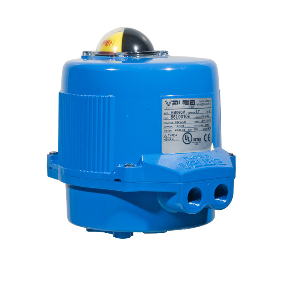 Bonomi VB060M-00 Standard Metal Electric Actuator