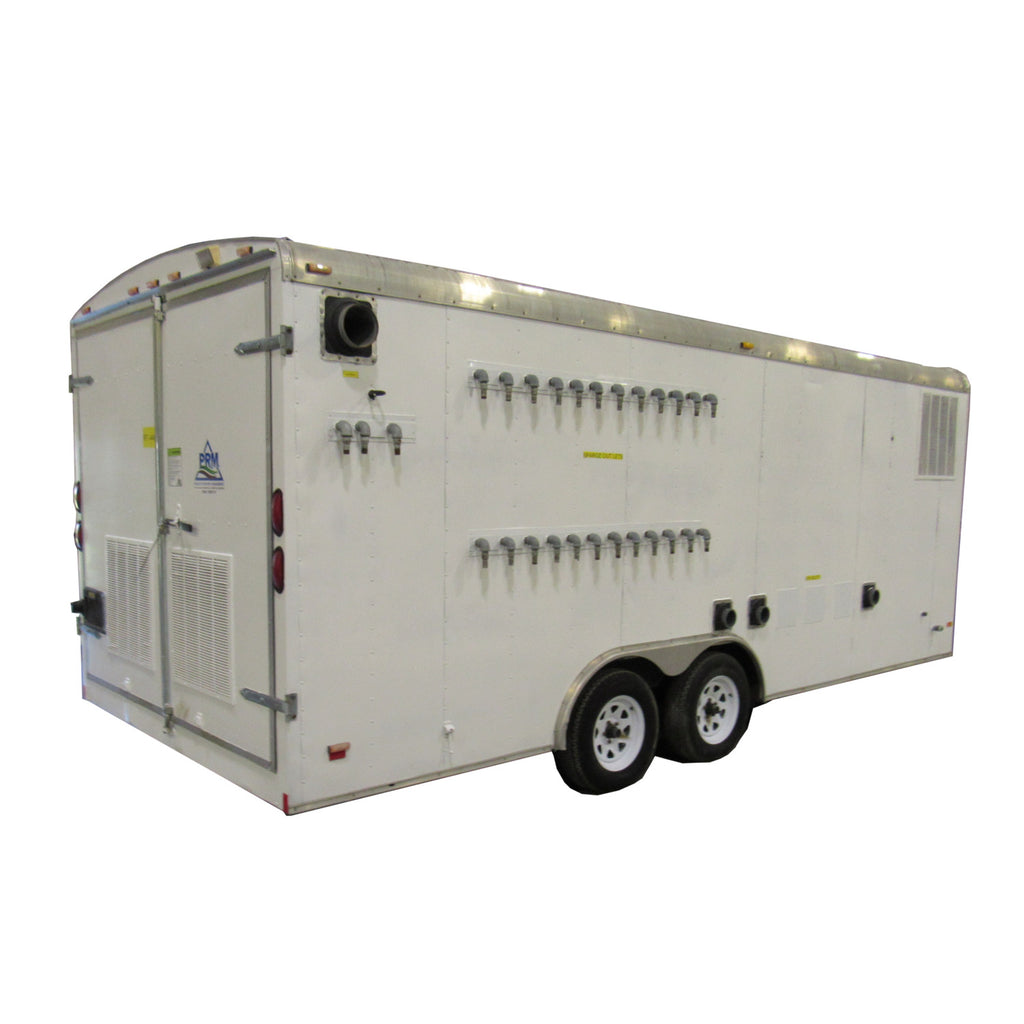 RT-4465 Rental AS/SVE System - 8 X 20 Trailer