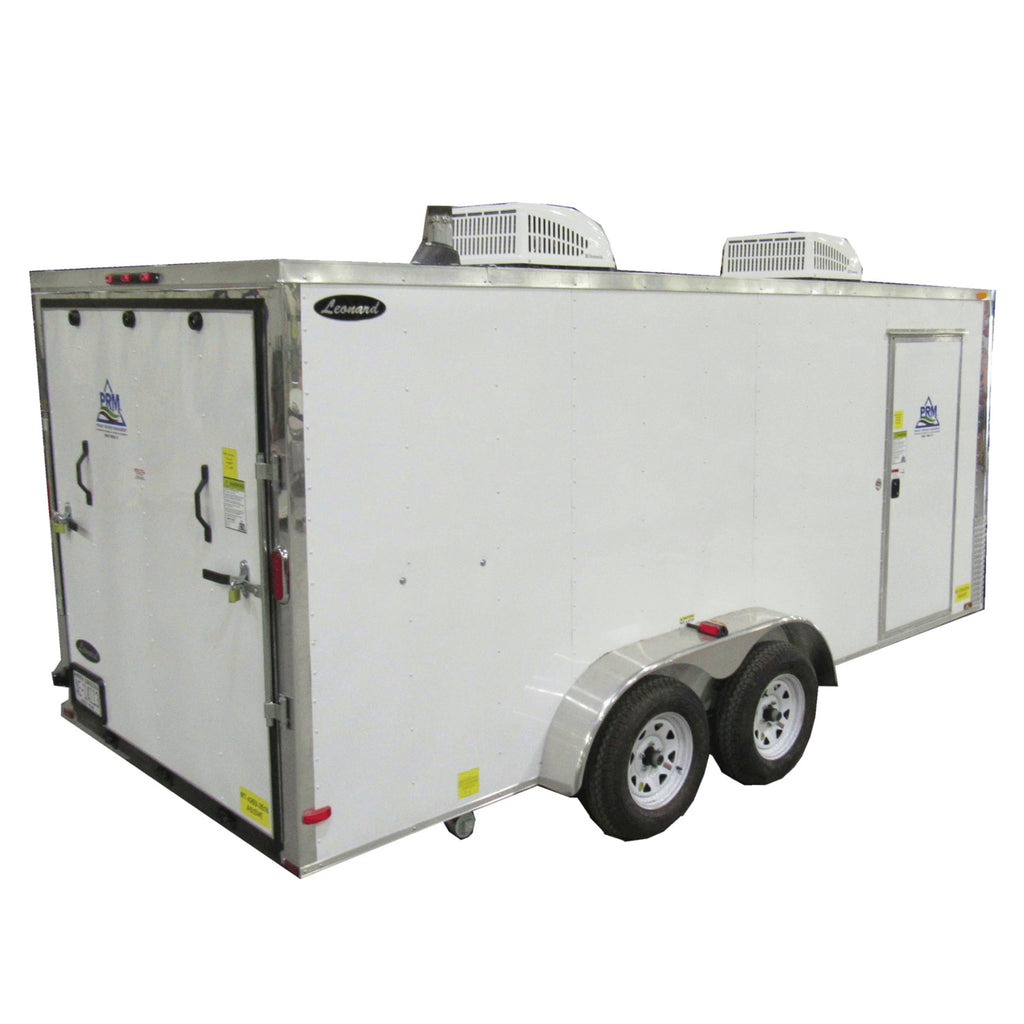 RT-4269 Rental AS/SVE System - 7 X 12 Trailer
