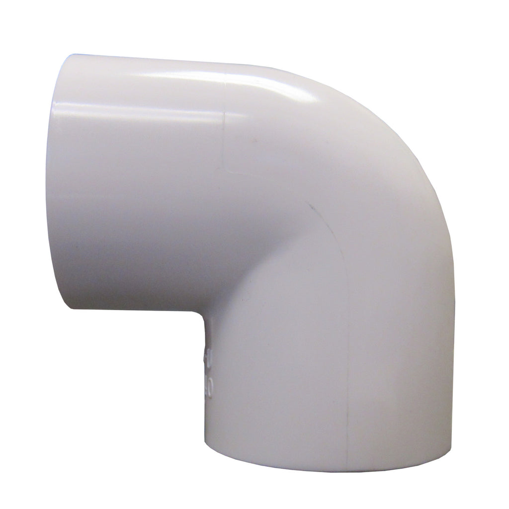 ERA Sch 40 PVC 90 Degree Elbow - 1-1/2 Inch Socket Connect
