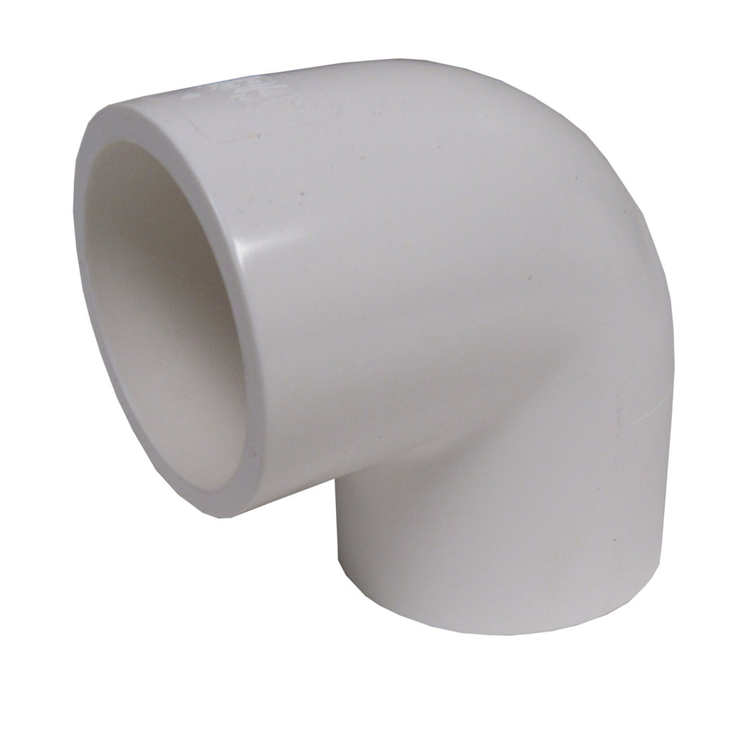 ERA Sch 40 PVC 90 Degree Elbow - 6 Inch Socket Connect