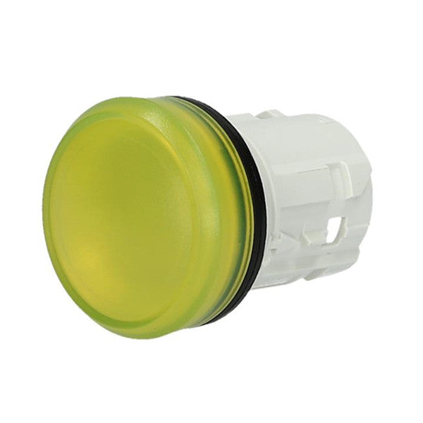 Siemens 3SU1001-6AA30-0AA0 Indicator Light, Yellow