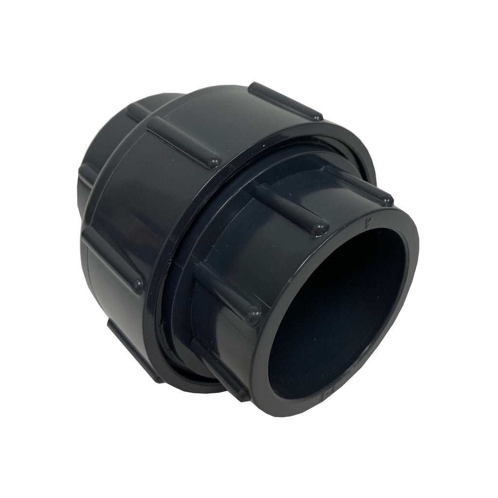 ERA Sch 80 PVC 2-1/2 Inch Union, Socket Connection