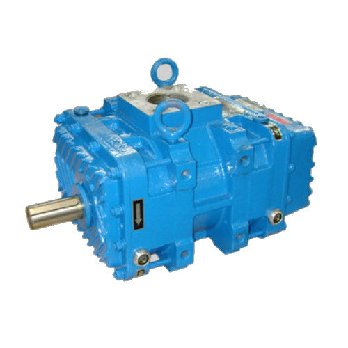 Eurus ZG50 Tri-Lobe Positive Displacement Blower